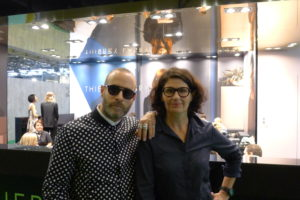 SILMO 2016 - Thierry LASRY himself !